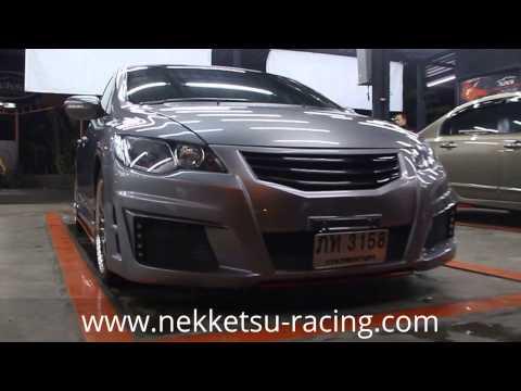 ชุดแต่ง Civic FD ทรง VIP Sport จาก NEKKETSU racing