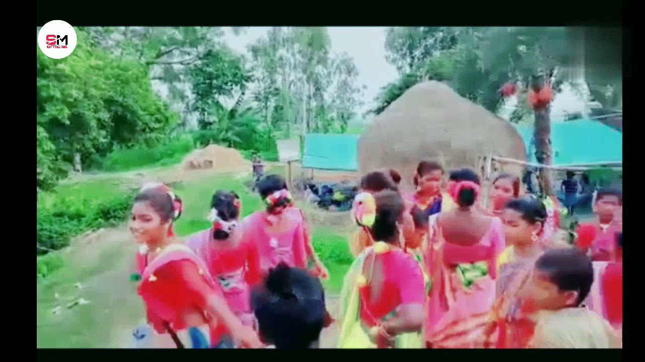 Download Santali Bapla Dance video!! Din Gi Gatin  Disamea !! Stephan Tudu Song 2021