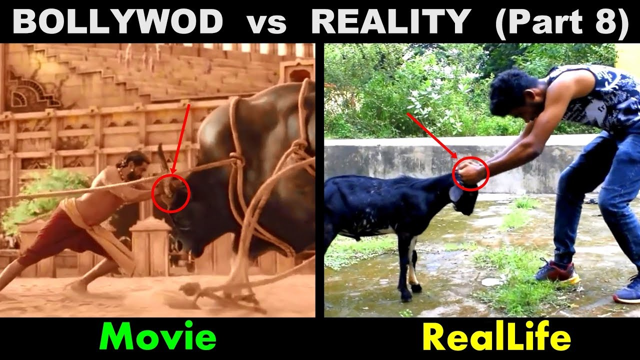 Bollywood vs Reality 8 |  Real Life Funny Video | OYE TV