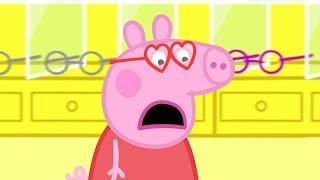 Peppa Wutz | Der Sehtest | Peppa Pig Deutsch Neue Folgen | Cartoons für Kinder