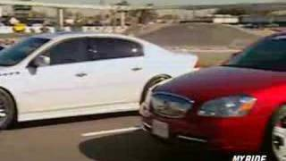 SEMA: Buick Lucerne Customs
