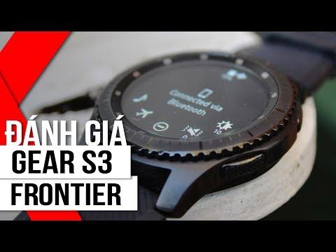 FPT Shop - Đánh Giá Samsung Gear S3 Frontier: Khẳng định đẳng Cấp Phái Mạnh.
