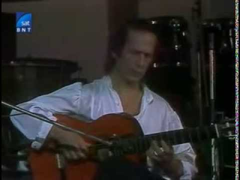 PACO DE LUCIA     BULGARIA 1988  very rare video. full concert.