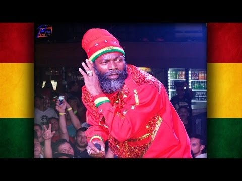 Capleton Live in Costa Rica - FT Jah Thunder - Energetic & Conscious performance Exclusive interview
