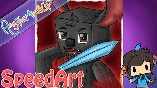 Minecraft Speedart - Exceedings