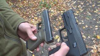 Sig Sauer P320: The Glock 19 Killer?