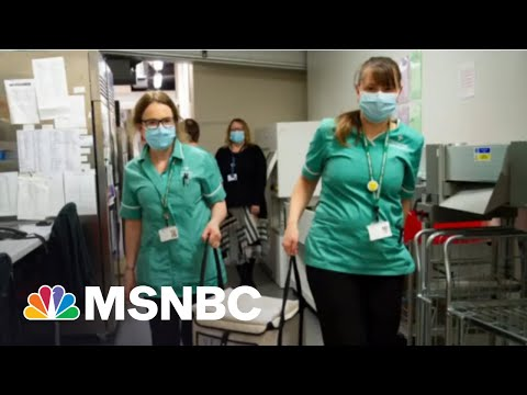 One In Four Adults In America Is Now Fully Vaccinated | Morning Joe | MSNBC
