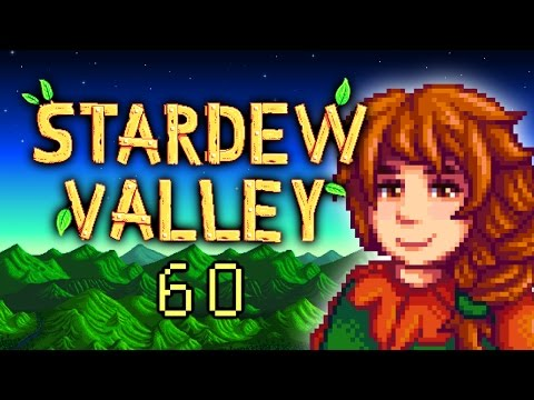 Stardew Valley 60 – Pigs and Books