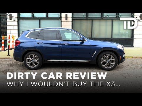 2020-bmw-x3-xdrive-30i-review-/-why-i-would-not-buy-it.