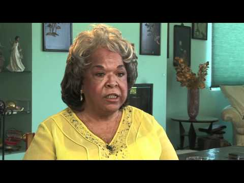 Della Reese on meeting Nat King Cole - EMMYTVLEGENDS.ORG