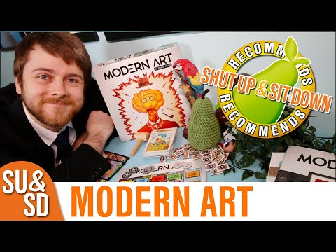 Modern Art Review - A Masterpiece!