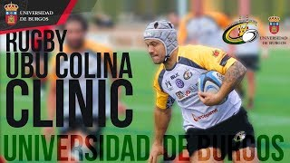 Rugby Universidad de Burgos. UBU-Colina Clinic Vs Fenix CR