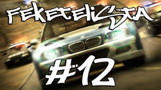 Need for Speed: Most Wanted (2005) | Feketelista #12 (Izzy)