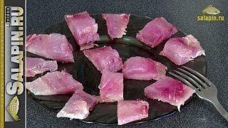 Как засолить крупную рыбу. Сухой посол крупного леща. [salapinru](Как и обещал в предыдущем видео с рыбалки, на леща у меня были большие планы... Вот они :) Видеоинтерпретация..., 2015-10-13T05:26:56.000Z)