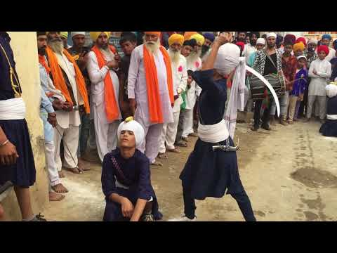 Sikh marital art gatka group vallah amritsar punjab contact 07307171719