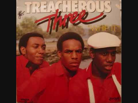 Treacherous Three - Body Rock