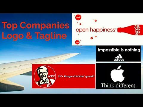 World's Top Companies Tagline & Slogans