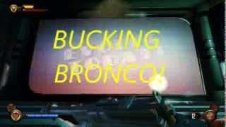 BIOSHOCK BUCKING BRONCO SONG with lyrics!