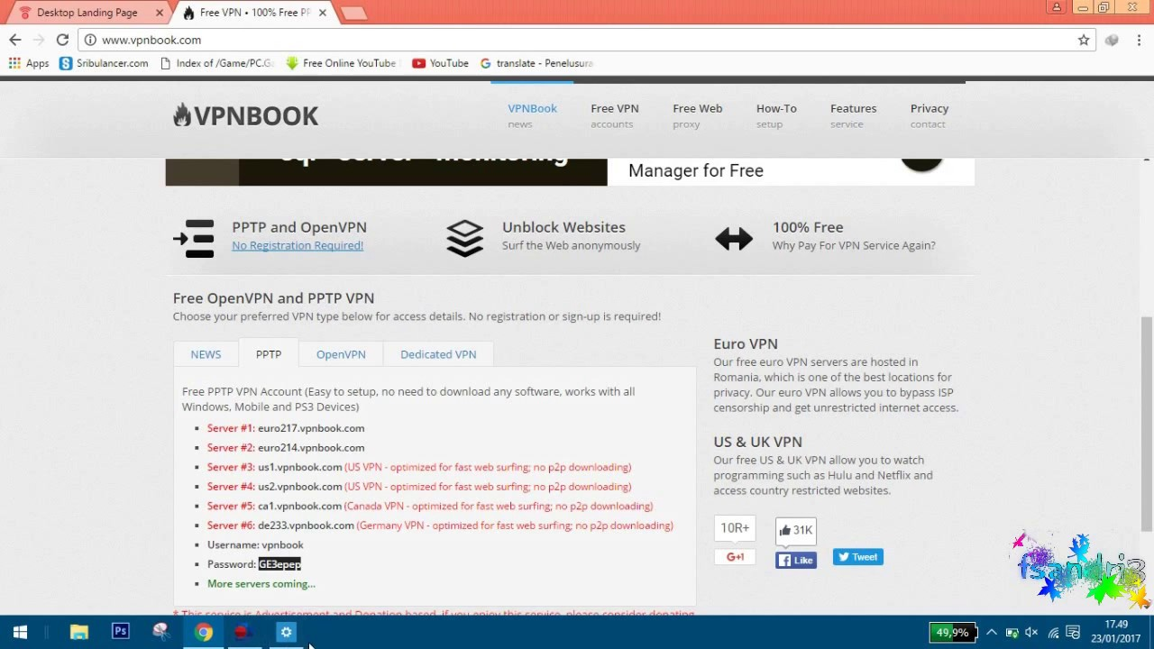 how to change vpn ip address