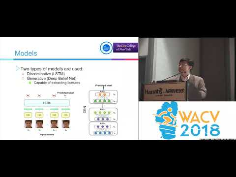 WACV18: Emotion Analysis Using Audio/Video, EMG and EEG: A Dataset and Comparison Study