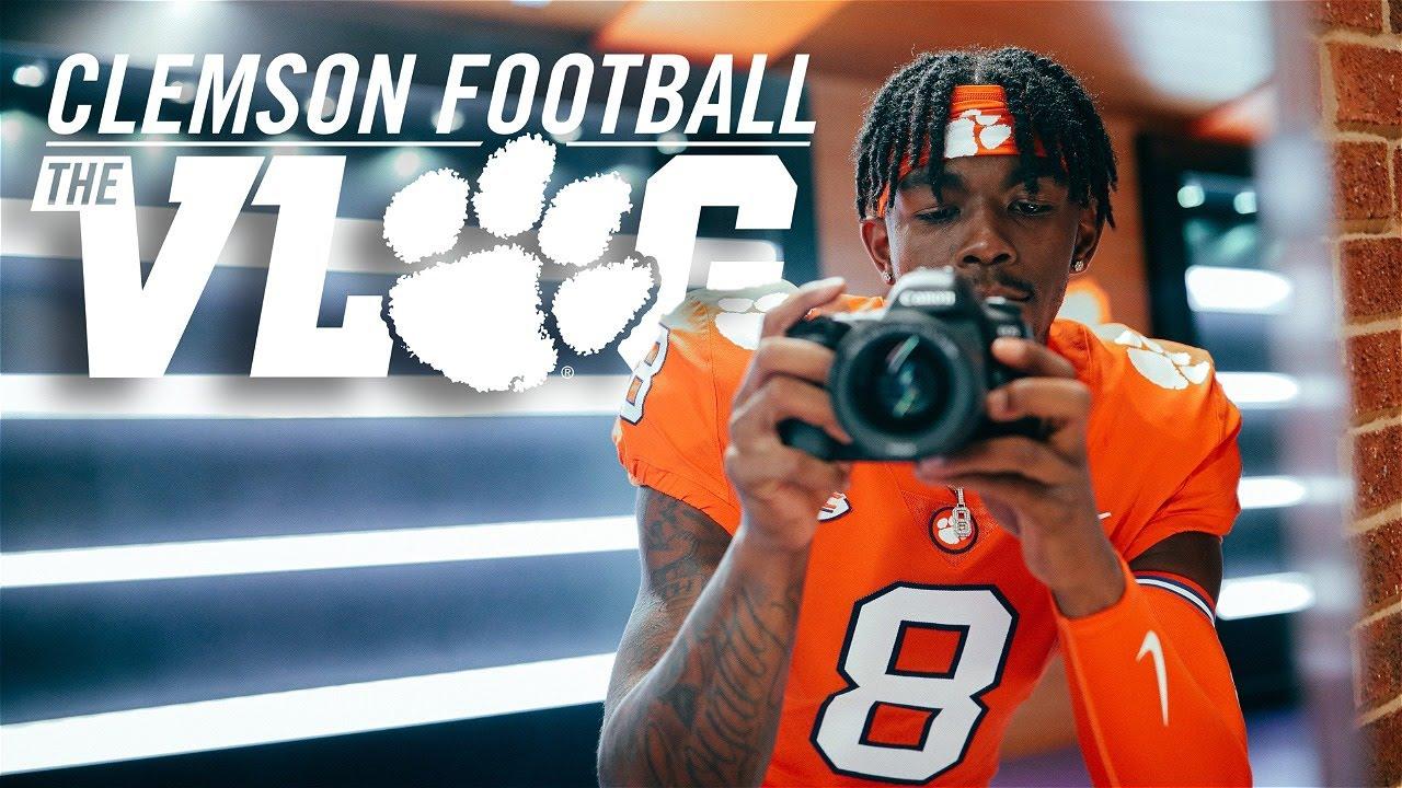 Behind the Scenes of Clemson Football Photo Day   Clemson Football: The Vlog (Season 6, Ep. 16)