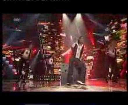Andre (armenia)- Without Your Love- Eurovision Final