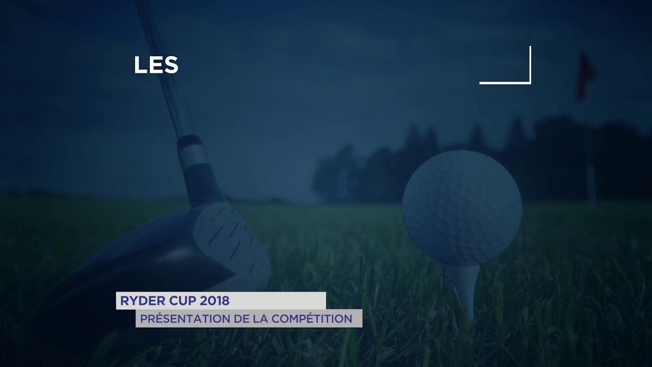 Ryder Cup 2018 : Présentation de la compétition