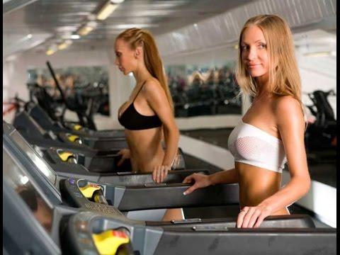 Круговая тренировка для девушки