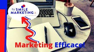 Cerchi il marketing adatto a te? Ti bastano 5 minuti con SmileMarketing.it!