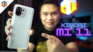 XIAOMI MI 11 - Unboxing, Hands on, at First Impressions!