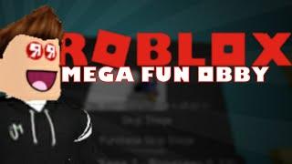 🔴ROBLOX| MEGA FUN OBBY [1705 stages] 《Sr. Pedrinho》