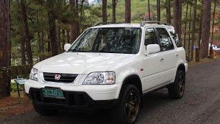 Выбираем Honda CRV 1 (бюджет 250-300 тр)