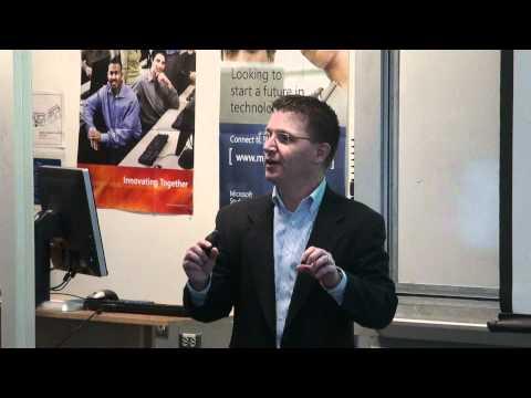 Speaker Series: David Landers, Manager of Business Energy, Management at Puget Sound Energy 2/5