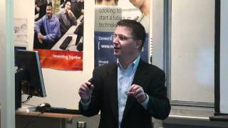 Speaker Series: David Landers, Manager of Business Energy, Management at Puget Sound Energy 2/5