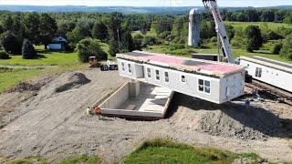 Modular Dream Home {by Buffalo Modular Homes}