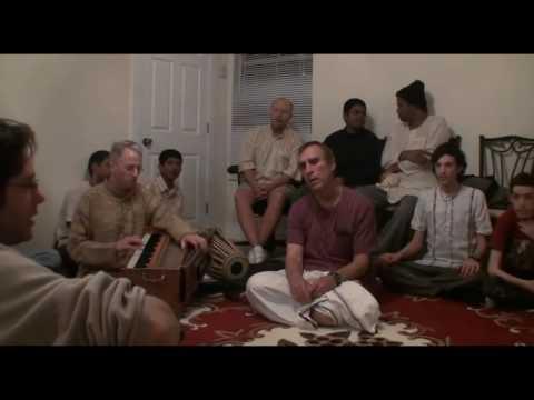 Bhajan - Mukunda Datta das - Hare Krishna - 5/6