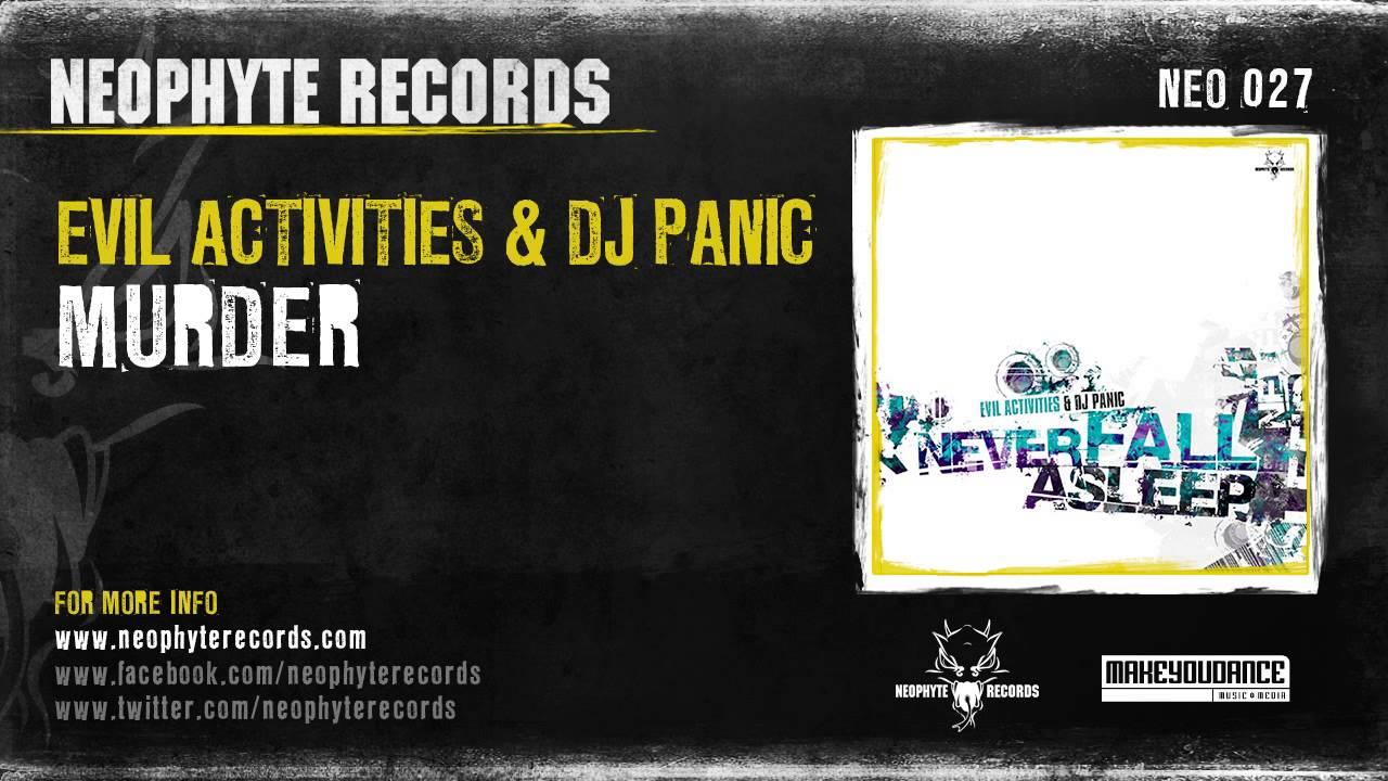 DJ Neophyte & DJ Panic - Hardcore To The Bone Volume XIII