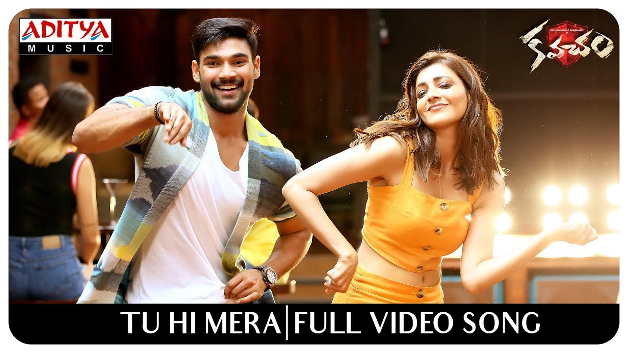 Download Tu Hi Mera Full Video song   Kavacham Video Songs   Bellamkonda Sai Sreenivas, Kajal Aggarwal