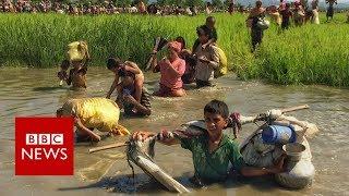 Rohingya crisis: the world