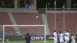 Goals Round 2   RAY 2 x 1 WKH   Emir Cup 2014 2015