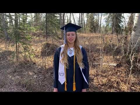 2020 Valedictorian Speech: Cameron Blackwell of Soldotna High School