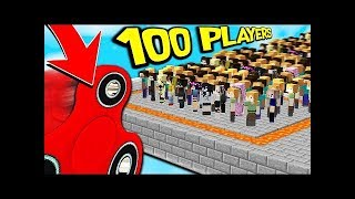 PrestonPlayz Minecraft KILLING 100 PEOPLE WITH A FIDGET SPINNER! (Minecraft BED WARS Trolling)