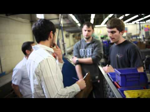 URI Engineering Students Capstone Project
