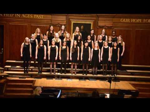 Winsor School Small Chorus - Will You Teach Me?