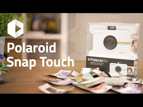 5c5aff609b Polaroid Snap Touch. Ahora con pantalla táctil y Bluetooth - MediaTrends