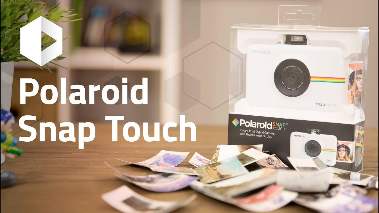 a2f611beae Polaroid Snap Touch - Análisis, Precio y Opiniones