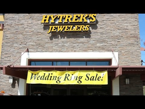 Hytrek's Jewelers Eugene Perfect 5 Star Review by Kamm C.