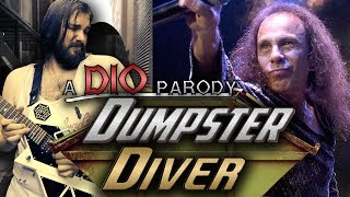 Dumpster Diver (Holy Diver Parody) feat. Samuraiguitarist | Mike The Music Snob