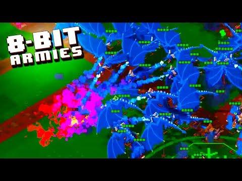 DRAGON ARMY!  (8-Bit Armies)  