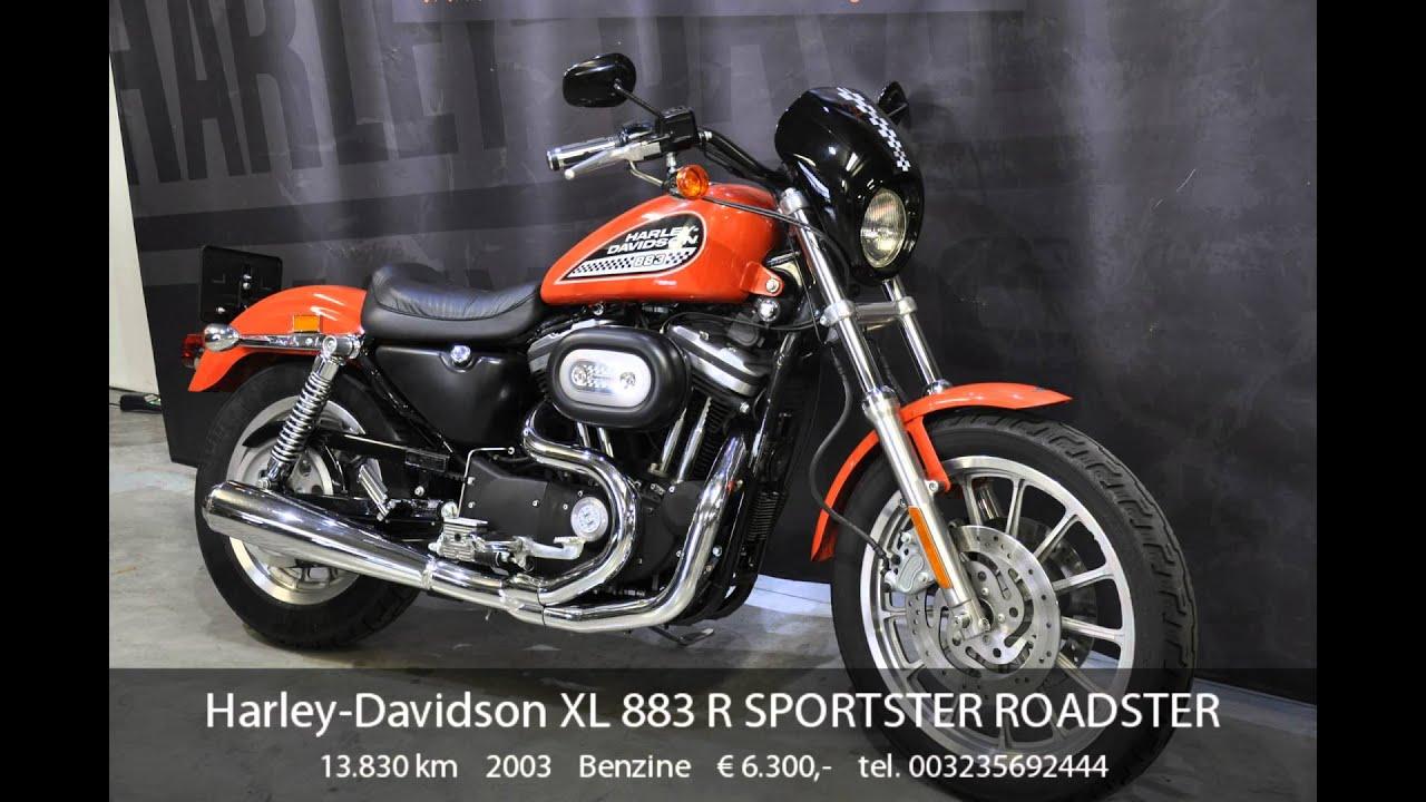 Xl Harley Davidson Sportster Roadster